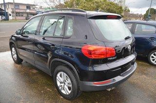 2016 Volkswagen Tiguan 5NC MY16 118 TSI (4x2) Black 6 Speed Direct Shift Wagon