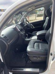 2018 Toyota Landcruiser VDJ200R Sahara White/200619 6 Speed Sports Automatic Wagon