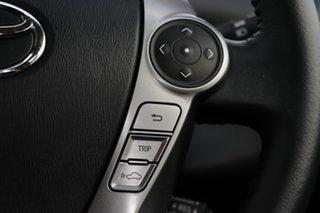 2019 Toyota Prius v ZVW40R White 1 Speed Constant Variable Wagon Hybrid