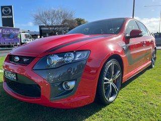 2011 Ford Performance Vehicles GT FG Mk II Boss 335 Red 6 Speed Sports Automatic Sedan