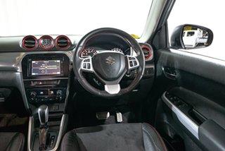 2018 Suzuki Vitara LY S Turbo (2WD) Silver 6 Speed Automatic Wagon