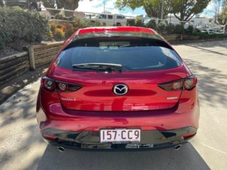 2021 Mazda 3 BP2H7A G20 SKYACTIV-Drive Pure 6 Speed Sports Automatic Hatchback