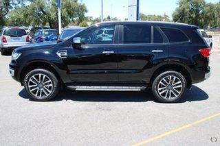 2021 Ford Everest UA II 2021.25MY Titanium Black 10 Speed Sports Automatic SUV