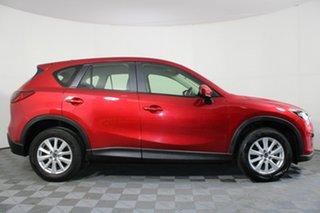 2013 Mazda CX-5 KE1071 MY14 Maxx SKYACTIV-Drive Sport Red 6 Speed Sports Automatic Wagon.