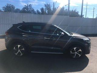 2015 Hyundai Tucson TLE Highlander AWD Brown 6 Speed Sports Automatic Wagon.