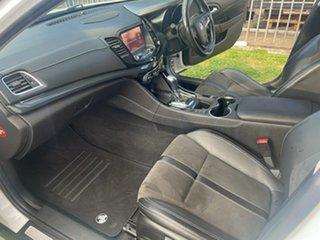 2013 Holden Commodore VF SV6 White 6 Speed Automatic Sportswagon.