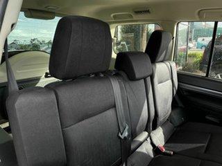 2019 Mitsubishi Pajero NX MY19 GLS LWB (4x4) 7 Seat White 5 Speed Auto Sports Mode Wagon