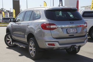 2017 Ford Everest UA 2018.00MY Titanium Silver 6 Speed Sports Automatic SUV.