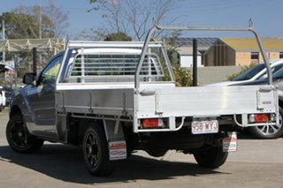 2016 Mazda BT-50 UR0YE1 XT 4x2 Aluminium 6 Speed Manual Cab Chassis.