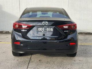 2016 Mazda 3 BN5238 SP25 SKYACTIV-Drive GT Black 6 Speed Sports Automatic Sedan