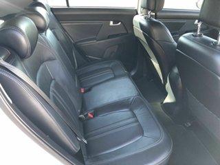 2015 Kia Sportage SL MY15 Platinum AWD White 6 Speed Sports Automatic Wagon