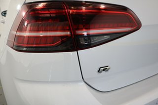 2018 Volkswagen Golf 7.5 MY18 R DSG 4MOTION Grid Edition White 7 Speed Sports Automatic Dual Clutch