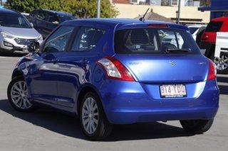 2013 Suzuki Swift FZ GLX Blue 4 Speed Automatic Hatchback.