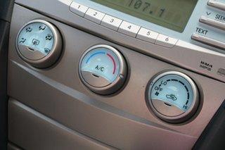 2009 Toyota Camry ACV40R Altise White 5 Speed Automatic Sedan
