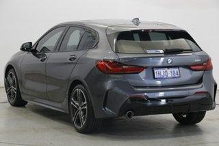 2019 BMW 1 Series F40 118i DCT Steptronic M Sport Grey 7 Speed Sports Automatic Dual Clutch.