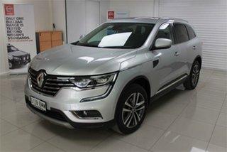 2016 Renault Koleos HZG Intens Silver 1 Speed Constant Variable Wagon.