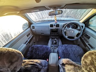 2012 Great Wall V200 K2 MY12 Silver 6 Speed Manual Utility