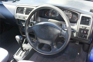 1998 Nissan Pulsar N15 S2 LX Blue 4 Speed Automatic Hatchback
