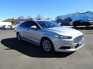 2017 Ford Mondeo MD 2017.00MY Ambiente Silver 6 Speed Automatic Hatchback.