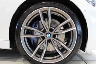 2020 BMW 3 Series G20 M340i Steptronic xDrive Mineral White 8 Speed Sports Automatic Sedan