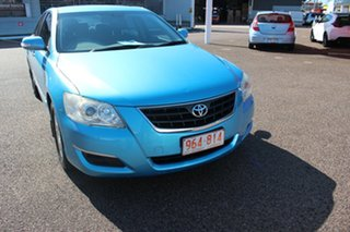 2006 Toyota Aurion GSV40R AT-X Ice Blue 6 Speed Automatic Sedan.