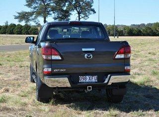 2017 Mazda BT-50 MY16 XTR Hi-Rider (4x2) Bronze 6 Speed Manual Dual Cab Utility