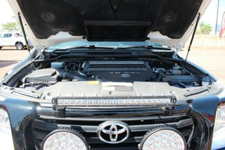 2013 Toyota Landcruiser VDJ200R MY13 GX Glacier White 6 Speed Automatic Wagon