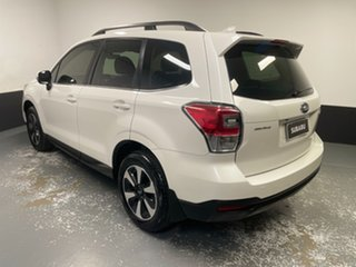 2016 Subaru Forester S4 MY17 2.5i-L CVT AWD White 6 Speed Constant Variable Wagon