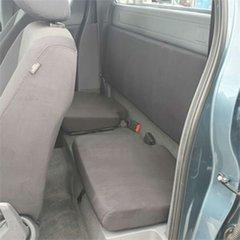 2013 Mazda BT-50 UP0YF1 XTR Freestyle Blue 6 Speed Sports Automatic Utility