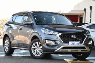 2018 Hyundai Tucson TL3 MY19 Active X AWD Grey 8 Speed Sports Automatic Wagon.