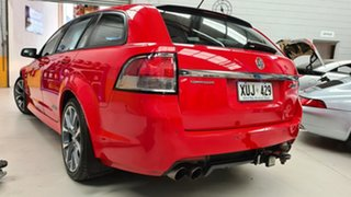 2008 Holden Commodore VE MY09 SS 6 Speed Manual Sportswagon