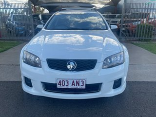 2013 Holden Commodore VE II MY12.5 SV6 Z-Series White 6 Speed Automatic Sportswagon