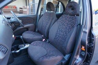 2008 Nissan Micra K12 Mauve 4 Speed Automatic Hatchback