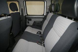 2014 Nissan Navara D22 S5 ST-R Silver 5 Speed Manual Utility