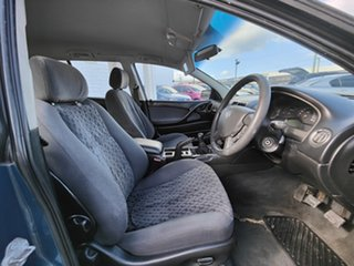 2003 Holden Commodore VY Executive Blue 4 Speed Automatic Wagon.