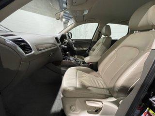2009 Audi Q5 8R MY10 TDI S Tronic Quattro Grey 7 Speed Sports Automatic Dual Clutch Wagon