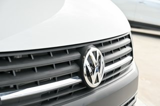 2017 Volkswagen Transporter T6 MY17 TDI340 Crewvan SWB DSG White 7 Speed.