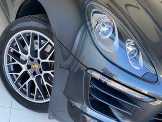 2016 Porsche Macan 95B MY17 S PDK AWD Grey 7 Speed Sports Automatic Dual Clutch Wagon.