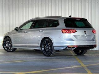 2021 Volkswagen Passat 3C (B8) MY21 206TSI DSG 4MOTION R-Line Silver 6 Speed.
