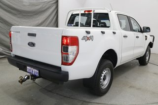 2016 Ford Ranger PX MkII XL Winter White 6 Speed Sports Automatic Utility
