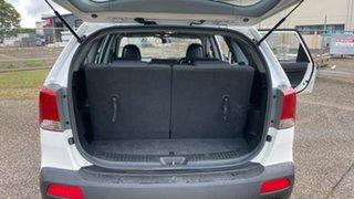 2010 Kia Sorento XM SI (4x4) White 6 Speed Manual Wagon