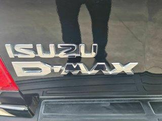 2014 Isuzu D-MAX MY14 X-Runner Crew Cab Black 5 Speed Manual Utility