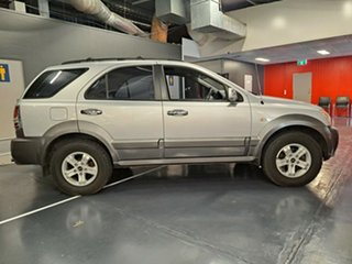 2004 Kia Sorento BL EX Metallic Grey 5 Speed Manual Wagon.