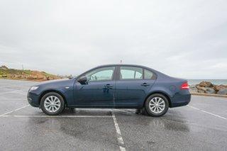 2012 Ford Falcon FG MkII XT EcoLPi Blue 6 Speed Sports Automatic Sedan