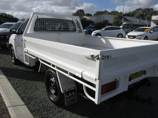 2017 Toyota Hilux GUN122R MY17 Workmate White 5 Speed Manual Cab Chassis