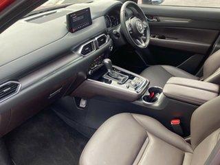 2020 Mazda CX-8 KG4W2A Asaki SKYACTIV-Drive i-ACTIV AWD Soul Red Crystal 6 Speed Sports Automatic