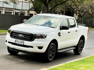 2020 Ford Ranger PX MkIII 2021.25MY XL Hi-Rider White 6 Speed Sports Automatic Double Cab Pick Up.