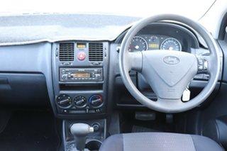 2010 Hyundai Getz TB MY09 S Blue 4 Speed Automatic Hatchback