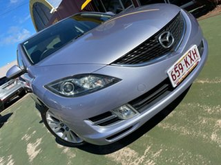 2008 Mazda 6 GH1051 Classic 5 Speed Sports Automatic Sedan.