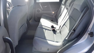 2007 Ford Territory SY TS AWD Silver 6 Speed Sports Automatic Wagon